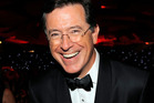 Stephen Colbert is set to make a cameo appearance in one of Peter Jackson's upcoming Hobbit films. Photo / AP