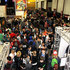The crowds at the Armageddon Expo 2012. Photo / NZ Herald