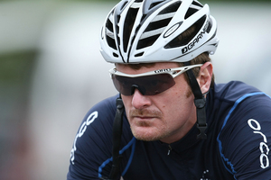Controversial American cyclist Floyd Landis has pulled out of next month's Tour of Southland. Photo / Getty Images.