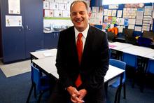 Labour leader David Shearer. Photo / Dean Purcell.