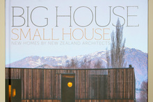 Big House, Small House by John Walsh and Patrick Reynolds. Photo / Chris Gorman