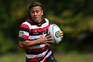 Tim Nanai-Williams has proved a long-keeper.  Photo / Getty Images