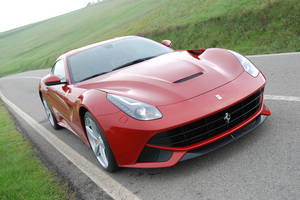 Fast and powerful as it is, Ferrari's F12 Berlinetta is also configured to cope with everyday use and weekend trips away. Photo / Jacqui Madelin