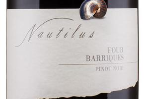 Nautilus Four Barriques Pinot Noir. Photo / Supplied