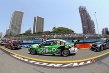 Funding for the Gold Coast 600 is not guaranteed beyond next year.  Photo / Getty Images