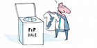 View: Cartoon: F&P sale