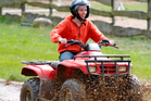 Quad bikes can be handy vehicles, and they can be fun, but they can also be deadly. Photo / Getty Images (Posed photo)