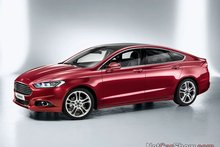 Production of the 2013 Ford Mondeo has moved to Spain.