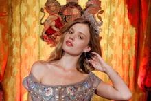 Britsh model Georgia May Jagger, daughter of Mick, values the 'imperfect' gap in her teeth. Photo / AP