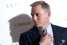 Daniel Craig poses for photographs at the 'Skyfall' photo call at the Dorchester Hotel in central London. Photo / AP