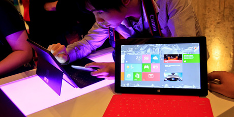 What's Windows 8 actually like? Photo / AP