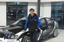 Andre Heimgartner of Team BRM. Photo / Supplied