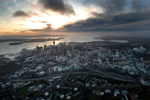 Auckland's super-sized council has gone through almost $50 million worth of contracting pains. Photo / Brett Phibbs