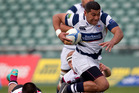Charles Piutau is one of several exciting young players at the Blues.  Photo / Getty Images
