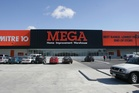 Mitre 10 - one of NZ's two biggest hardware chains along with Bunnings, has announced an all time annual sales high of $858m.  Photo / File