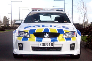 Is the future of the Holden Commodore, the workhorse of frontline policing, in doubt? Photo / Supplied