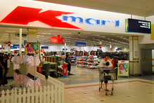 Kmart says customers have responded to lower prices on everyday items. Photo / Steven McNicholl