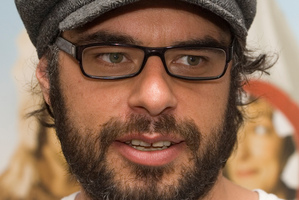 Jemaine Clement. Photo / Mark Mitchell