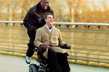 The Intouchables starring Francois Cluzet and Omar Sy. Photo / Supplied