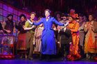 Mary Poppins' New Zealand opening night audience was enthusiastic. Photo / Chris Gorman