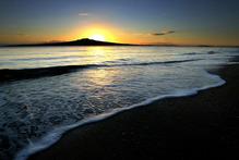 Action is urgently needed to revive the Hauraki Gulf. Photo / Brett Phibbs