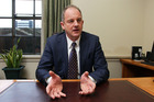 Labour leader David Shearer. Photo / Getty Images