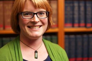 Green MP Holly Walker. Photo / APN