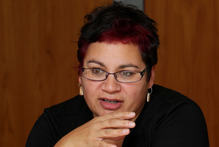 Green Party co-leader Metiria Turei. Photo / NZ Herald