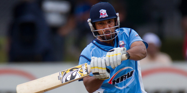 Azhar Mahmood tops Auckland's list as their second overseas player for this season. Photo / Brett Phibbs