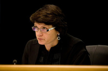 Judge Helen Winkelmann believes the judiciary system is open and responsive to criticism. Picture / Dean Purcell