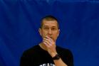 NZ Breakers coach Andrej Lemanis. Photo / Brett Phibbs