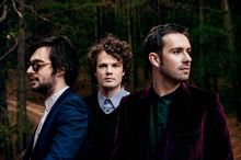 Evermore are in a more celebratory mood on Follow the Sun. Photo / Supplied