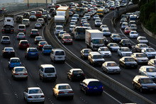 The figures detail $36.2 million of fines collected from motorists in the financial year to June 30. Photo / Martin Sykes 
