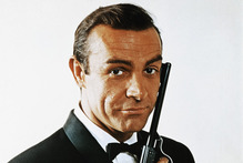 Sean Connery the signature Bond. Photo / Supplied