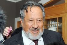 Maori Party co-leader Pita Shaples. Photo / NZPA