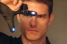 Tom Cruise used technology in Minority Report to catch criminals before they had committed the crime. Photo / Supplied