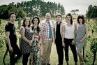 Fat Freddy's are hitting the wine trail with The Adults, Anika, Boh and Hollie Smith. Photo / Supplied