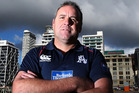 Wayne Pivac took to the golf course yesterday after Auckland's final big training session of the week. Photo / Getty Images.