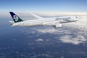 Air NZ announced that they would scratch 16 flights a week in and out of Gisborne. File Photo / NZ Herald