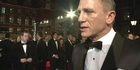 Watch: James Bond 'Skyfall' Red carpet