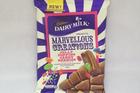 Cadbury Dairy Milk - Marvellous Creations Jelly Popping Candy Beanies. Photo / NZ Herald