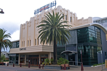 Toowoomba's art deco Empire Theatre. Photo /Tourism Queensland