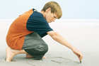 Why do boys doodle?Photo / Thinkstock