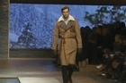 The trench coat and the long military officer coat becomes essentials this season. (interview with Anna Zegna and Christopher Bailey)