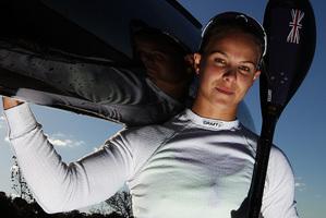 Lisa Carrington. Photo / Getty