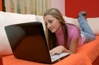 Social networking is responsible for a lot of female internet addicts.Photo / Thinkstock