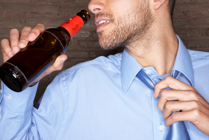 Most men put family above beer, despite what they may say. File photo / thinkstock