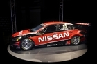 Nissan's Altima V8 Supercar was unveiled yesterday. Nissan will join Mercedes-Benz in breaking the series' Holden/Ford duopoly.