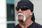 Hulk Hogan has settled his lawsuit with Bubba the Love Sponge over the leak of his sex tape. Photo / AP