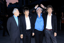 The Rolling Stones are returning for a series of 50th anniversary shows - but they come at a cost. Photo / AP
